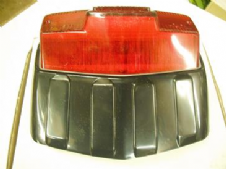 GP rear light  italian  (complete)